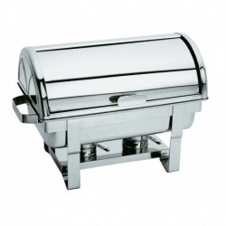 Agnelli Roll Half Top Chafing Dish