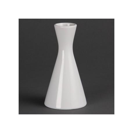Olympia Whiteware Bud Vases 140mm