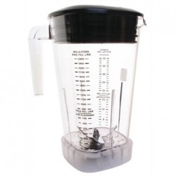Waring 64oz Stacking MX Jar with Lid
