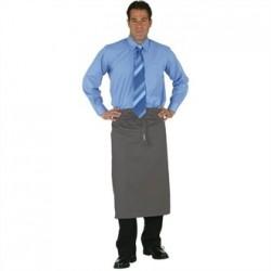 Uniform Works Regular Bistro Apron Charcoal