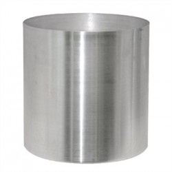 Aluminium Planter 300mm