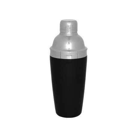Olympia 3-Piece Cobbler Cocktail Shaker PVC Grip
