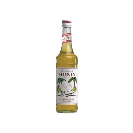 Monin Syrup Vanilla