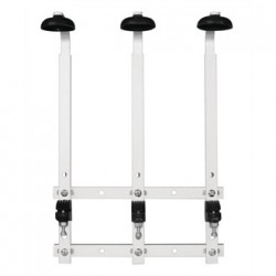 Olympia 3 Bottle Bar Optic Holder Wall Mount