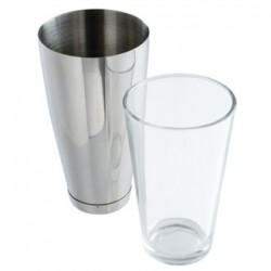 APS Boston Shaker and Glass