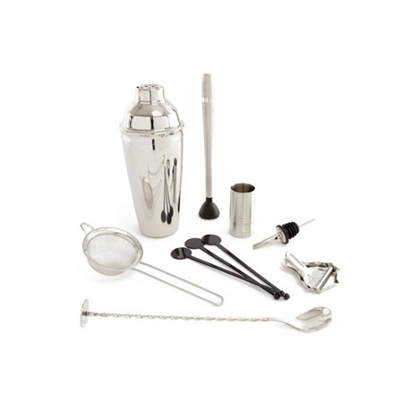Stainless Steel Cocktail Making Set