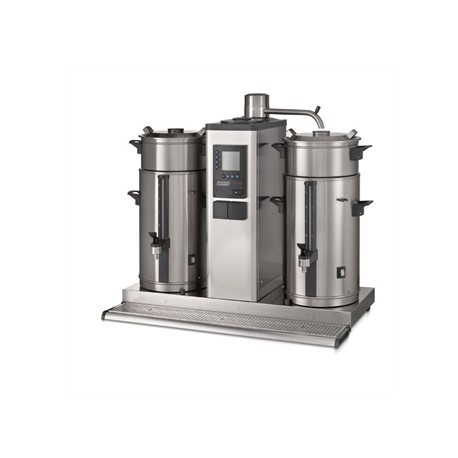 Bravilor B10 Bulk Coffee Brewer with 2x10Ltr Coffee Urns Single Phase
