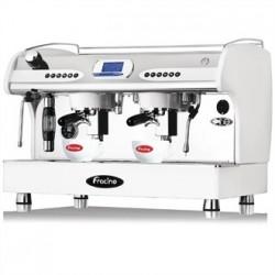 Fracino PID Espresso Coffee Machine 2 Group White PID2