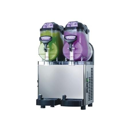 Blue Ice Twin Canister Slush Machine M17 5X2
