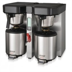 Bravilor Aurora 2 x 5.7L Twin Low Profile Thermal Brewer 3 Phase