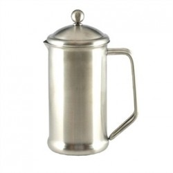 Cafetiere Stainless Steel Satin Finish 6 Cup