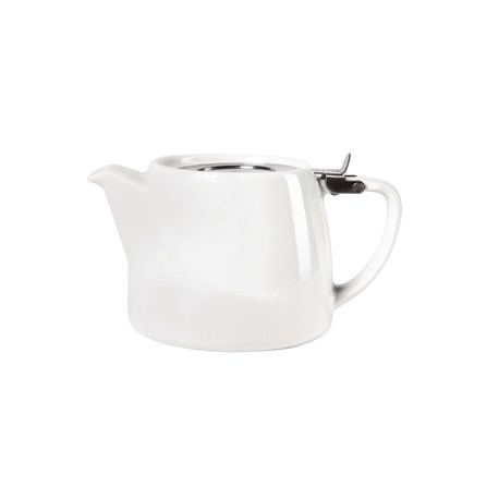 Forlife Stump Teapot White 510ml