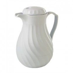 Kinox Insulated Coffee Jug 64oz White