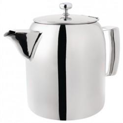 Olympia Cosmos Tea Pot Stainless Steel 20oz