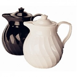 Kinox Insulated Tea Pot 36oz White