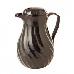 Kinox Insulated Coffee Jug 64oz Black