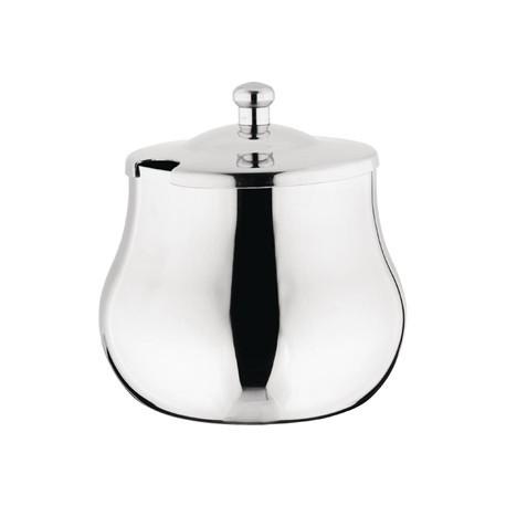 Olympia Arabian Sugar Bowl Stainless Steel 13oz