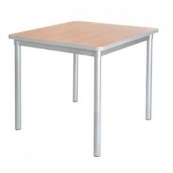 Gopak Enviro Indoor Beech Effect Square Dining Table 750mm