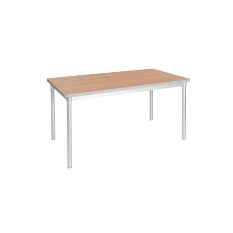 Gopak Enviro Indoor Beech Effect Rectangle Dining Table 1400mm