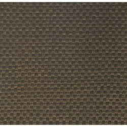Werzalit Square Table Top Rattan Mocca 600mm