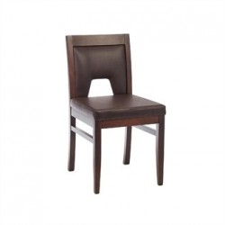 Bolero Dining Sidechairs Mocha (Pack of 2)