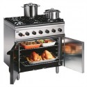 Gas Ovens & Ranges