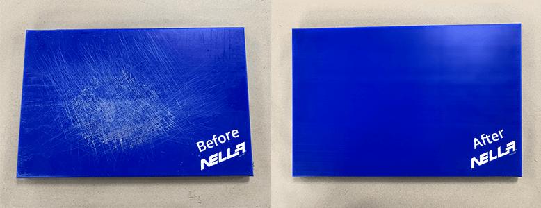 Nella Cutting Board Resurfacing Blue