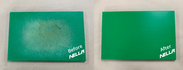 Nella Cutting Board Resurfacing Green