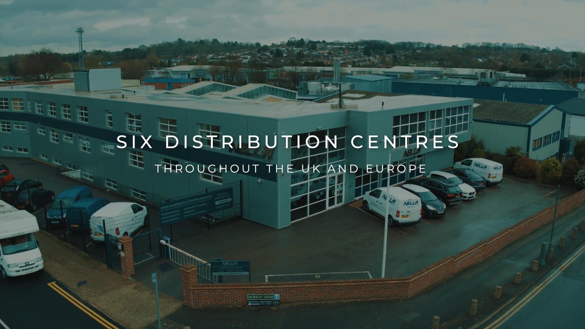 Nella Distribution Centres