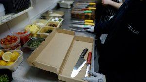 Nella Knife Delivery